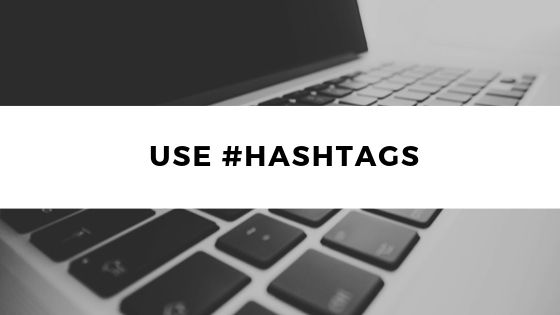 Social Selling Tip For Hashtags