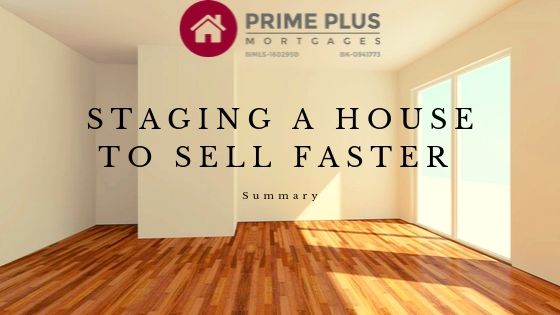 Staging a House To Sell