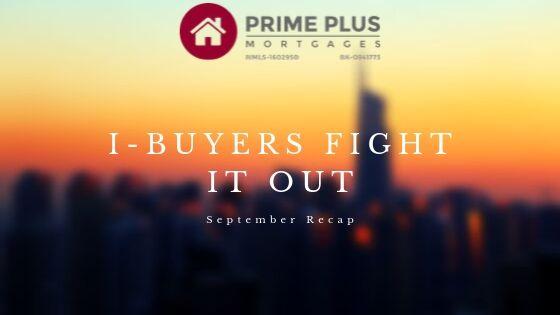 I Buyer arizona real estate news