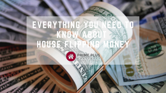 house flipping money