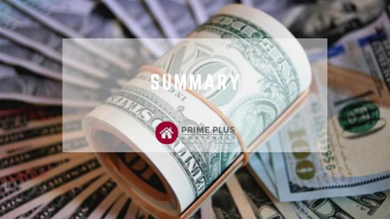 summary on house flipping money