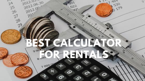 calculator for rentals