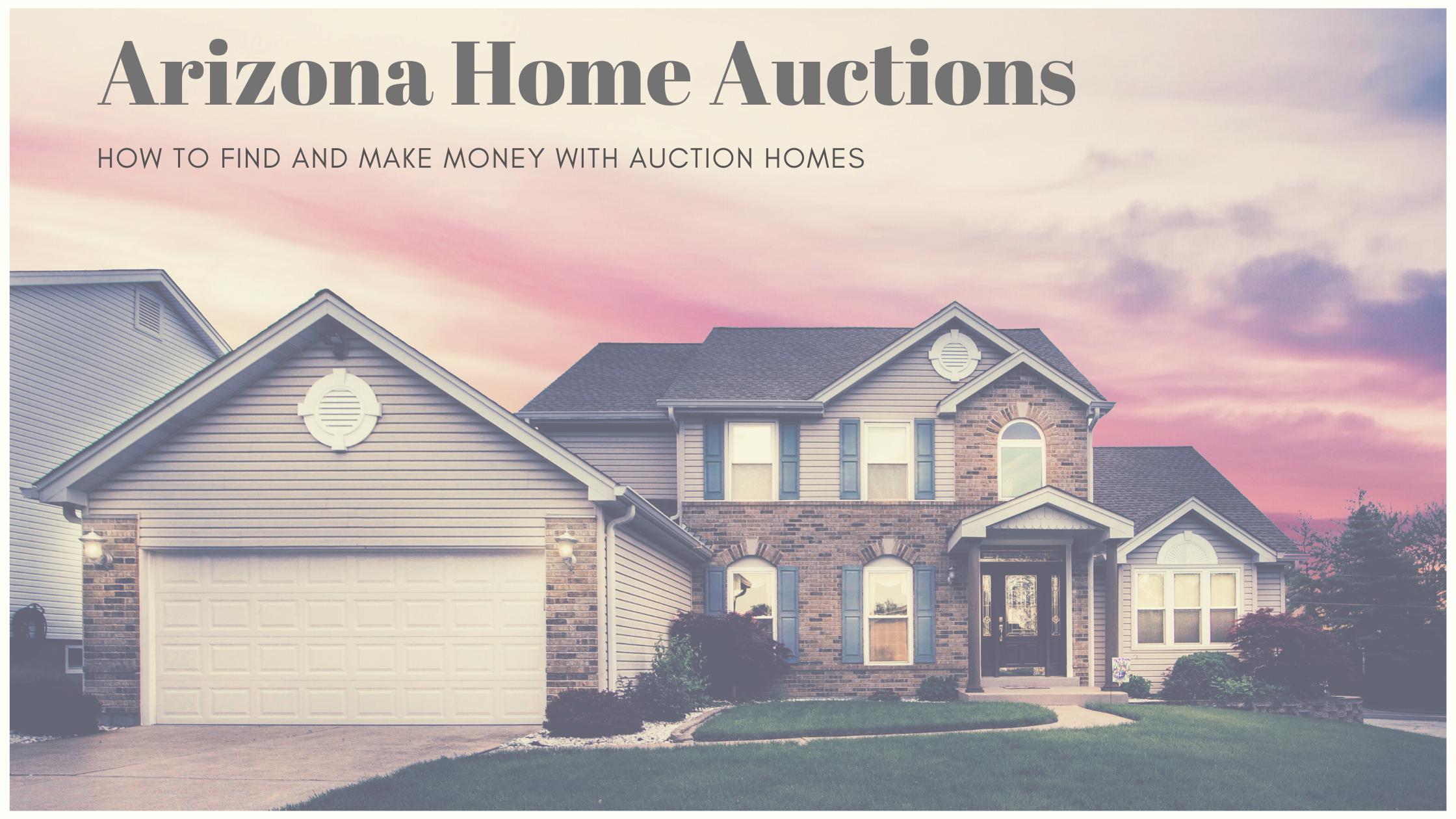 Arizona Home Auctions