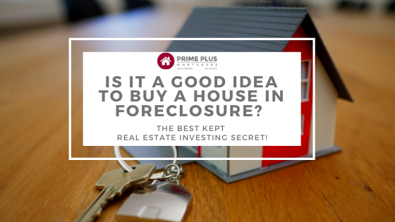 Is it a good idea to buy a house in foreclosure?