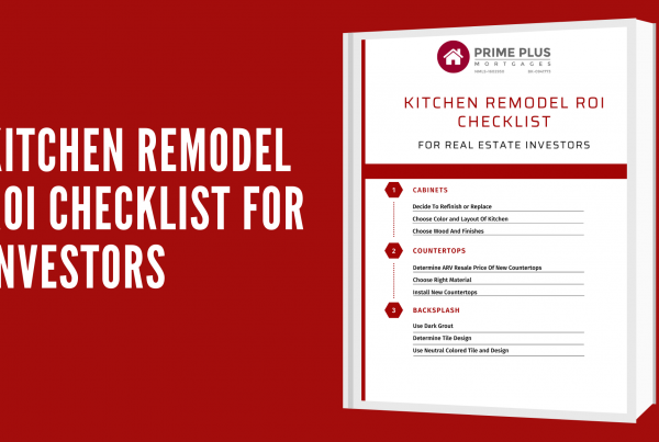 Kitchen Remodel ROI Checklist For Investors