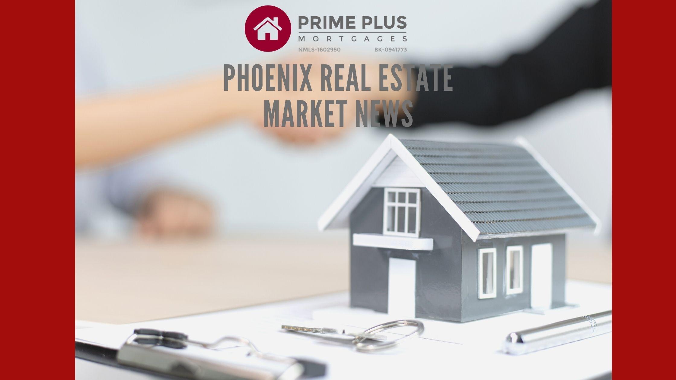 Phoenix Real Estate Market News