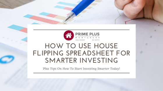house flipping spreadsheet guide
