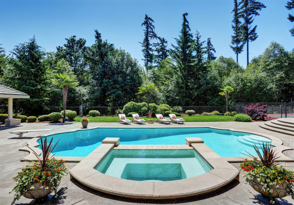 Add A Pool To Your Home