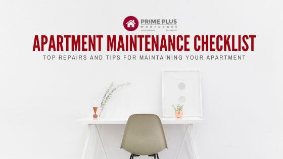 Apartment Maintenance Checklist