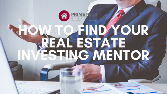 real estate investing mentor