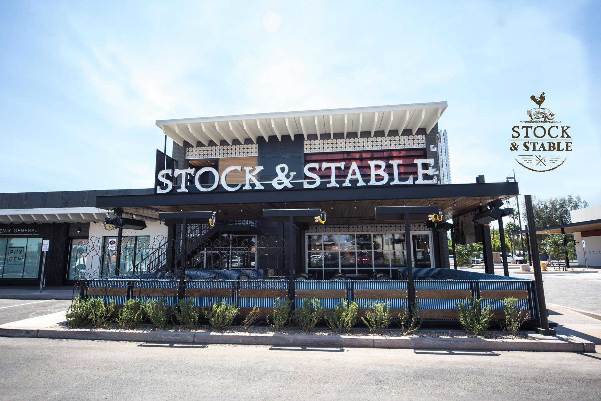 have your phoenix real estate meeting with stock and stable